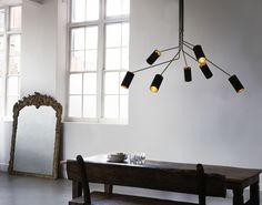 Iluminación retro que vuelve. 5 lámparas trendy  « Avanluce   Proyectos de iluminación  