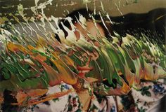 richter art | Letter from London: Gerhard Richter and his Overpainted Photographs