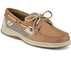 Whether you're fishing, boating, or just out on the town, Sperry Top Siders are a Southern must have!