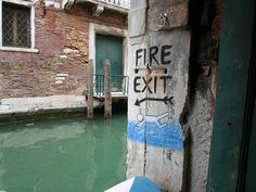 Venetian Fire Exits: Deep