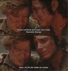 Sam e Frodo ❤