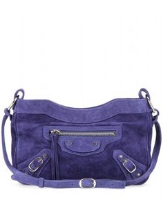 Balenciaga Classic Hip shoulder bag - $725 MyTheresa.com. Put this bag in your BattleShop closet today! www.BattleShop.co