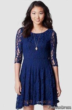 69240f34fdc4e shopstyle.com: dee elle Print Fit & Flare Dress (Juniors) (Online ...