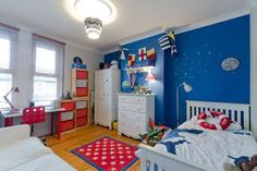 cute boys room