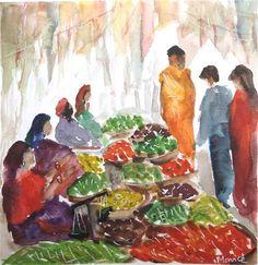 Fine Art Gallery, Watercolour Painting, Cheryl, Make You Smile, Artist, Art Gallery, Artists