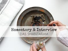 Interview & Homestory: Shantaram - Yoga im Schloss