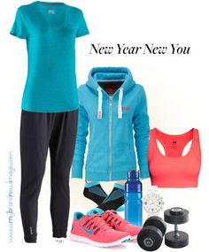 New Year - New You! Get Active!