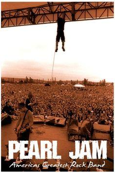 "Pearl Jam ""Greatest American Band"""