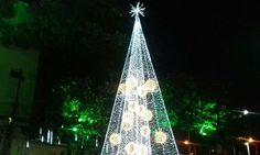 Árvore de Natal em Recife.