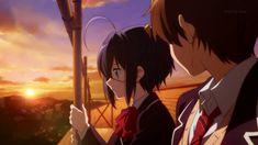 Anime Love, Chunibyo & Other Delusions  Rikka Takanashi Yūta Togashi Wallpaper