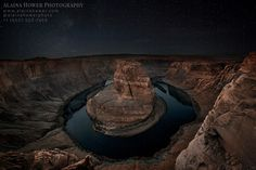 Sat on the cliffs at Horseshoe Bend in AZ and saw for myself what all the fuss is about  [1500x1000] #nature #photography #travel