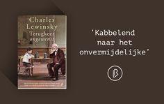 Charles Lewinsky - Terugkeer ongewenst [**** 3 van de 5 sterren] Dit boek is zo luchtig geschreven dat je bijna vergeet in wat voor bizarre situatie de hoofdpersoon zich bevindt. http://boekiewoogie.nl/charles-lewinsky-terugkeer-ongewenst/