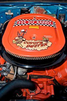 70 Plymouth Superbird 440