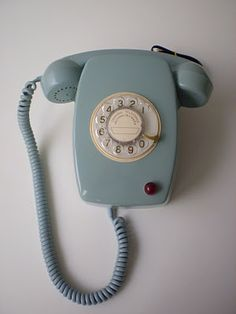 Heraldo 60´s//vintage telephone.    My kids can take my cell if they are going out but when they are home....they will have to use one of these.  you wanna talk,,,, call.  No texting