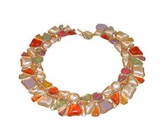 Artisan Jewelry, Antique Jewelry, Vintage Jewelry, Vintage Costume Jewelry, Vintage Costumes, Vintage Earrings, Clip On Earrings, Collar Necklace, Anne Klein