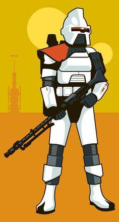 Cylon Sand trooper