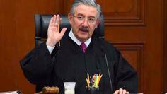 Luis María Aguilar ( ministro de la suprema corte de justicia )/ sofia Hernández