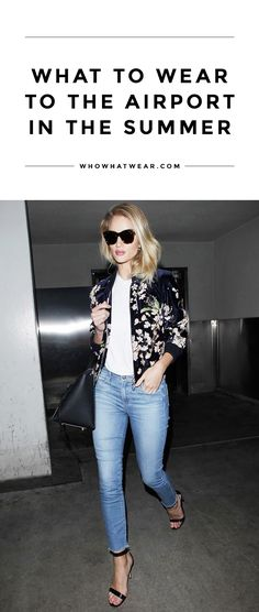 Heading to the airport this summer? Here's what you should wear.