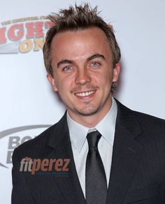Frankie Muniz is known best for his role on FOX's Malcolm in the Middle. His father is Puerto Rican and his mother is of Irish and Italian descent