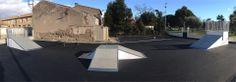 Skatepark de Villeneuve-Lès-Béziers: l'ignoble cadeau de Noël 2013 #skatepark #beziers #skate #skateboard #skateshop #skatelife