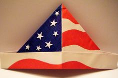 July 4th Party Hat