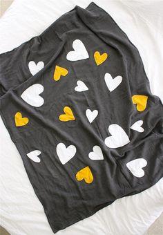 Celebrate Baby—TUTORIAL: gauzey swaddle blankets – MADE EVERYDAY