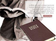 La Biblia es como un mapa