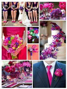 31 best Wedding | Purple & Pink images on Pinterest | Wedding ...