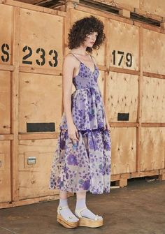 Malene Oddershede Bach Spring/Summer 2017 Ready-To-Wear Collection   British Vogue