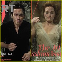 Jake Gyllenhaal & Margot Robbie Are Completely Submerged Underwater for 'W' Magazine Celebrity Gossip, Celebrity News, W Magazine, Green Business, Just Jared, Jake Gyllenhaal, Margot Robbie, Filmmaking, Pop Culture