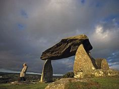 Pentre Ifan tomb in Wales predates Stonehenge by more than a thousand years!