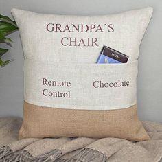 Unique Gift Idea for Grandpa, Grandad or Dad. Unusual Present idea for Birthdays or Father's Day. Free UK Delivery.
