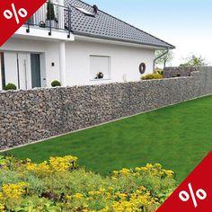 Bellissa Mauer System limes23 Erweiterungsset H 180cm Gabione Gitter Sichtschutz | Garten & Terrasse, Gartenzäune & Sichtschutzwände, Gabionen | eBay!