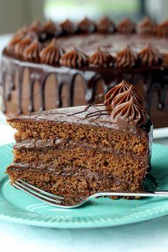 no Norwegian Food, Eat Cake, Tiramisu, Frosting, Cake Recipes, Food And Drink, Favorite Recipes, Sweets, Baking