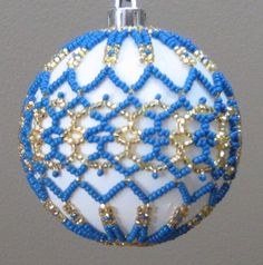 This is my design for the most of my 2015 ornaments. I have done variations on the theme.
