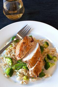 #Epicure Yoga Tea Pan-Fried Chicken #glutenfree