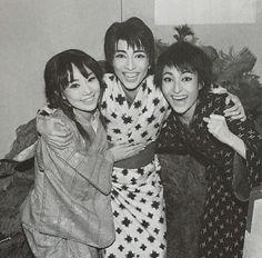 Sakihi Miyu, Sagiri Seina, and Nozomi Fuuto