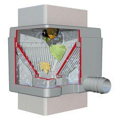 Lapač vody Quattro je určen pro zachytávání dešťové vody z oválných a hranatých svodů přímo do sudu či nádoby. Lze jej pomocí páčky snadno přepnout mezi letním a zimním režimem. V zimním režimu sběrač nepřivádí vodu do nádrže, všechna protéká svodem pryč. Popcorn Maker, Kitchen Appliances, Home Decor, Shop, Colour Gray, Diy Kitchen Appliances, Home Appliances, Decoration Home, Room Decor