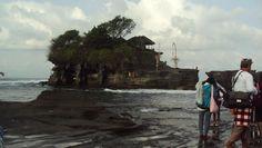 Tanah Lot Beach in Tabanan, Bali