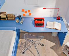 scrivania moderna start