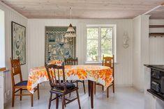 Carin Rodebjers sommarhus på Gotland