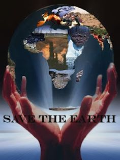 save the earth by cmazores on DeviantArt Save Mother Earth, Save Our Earth, Save The Planet, Our Planet Earth, Earth Day, We Are The World, Our World, Collage, Environmental Issues