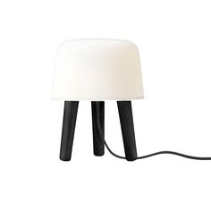 Shop SUITE NY for Milk Table Lamp NA1 designed by Norm Architects and more modern Danish lighting designs
