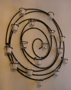 Easily Update Your Home Decor With Candle Wall Sconces Part 34