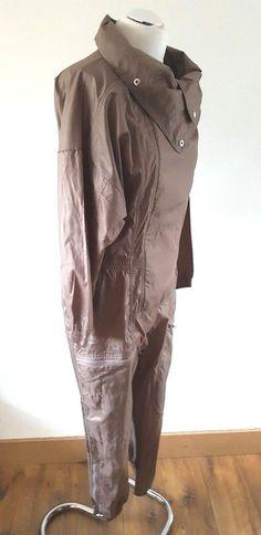 f245bc4236e BNWT Stella McCartney for Adidas MINK Yoga Shell Playsuit Size  S UK 8 - 10