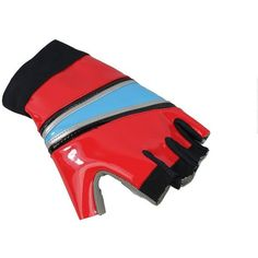 Harley Quinn GLOVES Biker Suicide Squad Costume glove ($21) ❤ liked on Polyvore featuring accessories, gloves and bike gloves