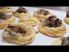 Картофельные корзинки с грибами!!!ЗАКУСКА!!!Обожаем! - YouTube Waffles, Breakfast, Youtube, Food, Morning Coffee, Essen, Waffle, Meals, Youtubers