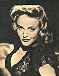 f4785c5a4a Georgia Carroll Kyser She was such a beautiful woman!