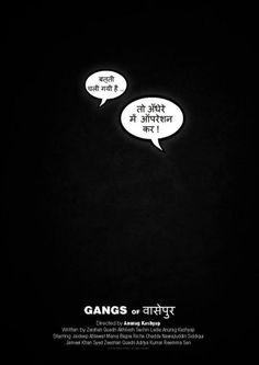 Gangs Of Wasseypur Minimal Poster by Akshar Pathak Iconic Movie Posters, Minimal Movie Posters, Minimal Poster, Movie Poster Art, Iconic Movies, Film Posters, Bollywood Posters, Bollywood Quotes, Movie Titles