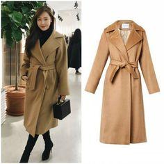 160101 #Jessica in @baekstage's Instagram update MAX MARA 'Manuela' camel-hair coat $2,590 @ shop.nordstrom.com jessicajungstyle.tumblr.com #jessica #jessicajung #jungsooyeon #jessicajungfashion #jessicajungstyle #fashion #style #fashionista #kfashion #kstyle #koreanfashion #koreanstyle #ootd #instafashion #fashioninspiration #maomao #제시카 #정수연 #coat #camelcoat #maxmara #maxmaracoat #markcross #newyork #kpop